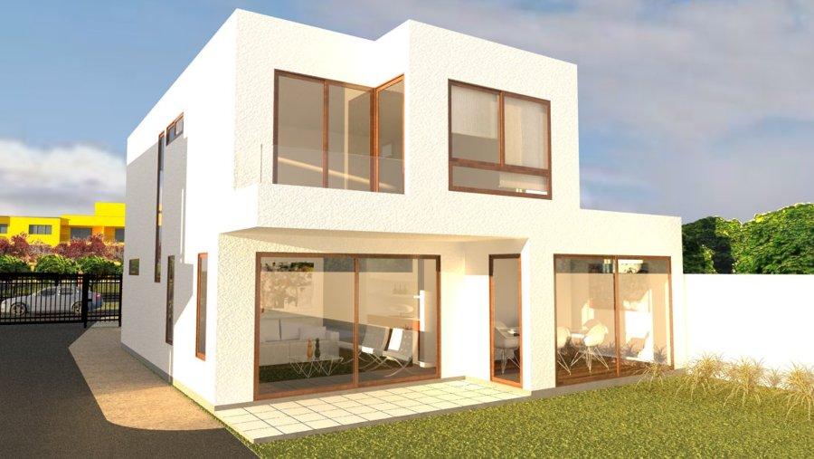 foto casa i estilo mediterraneo de constructora dexa