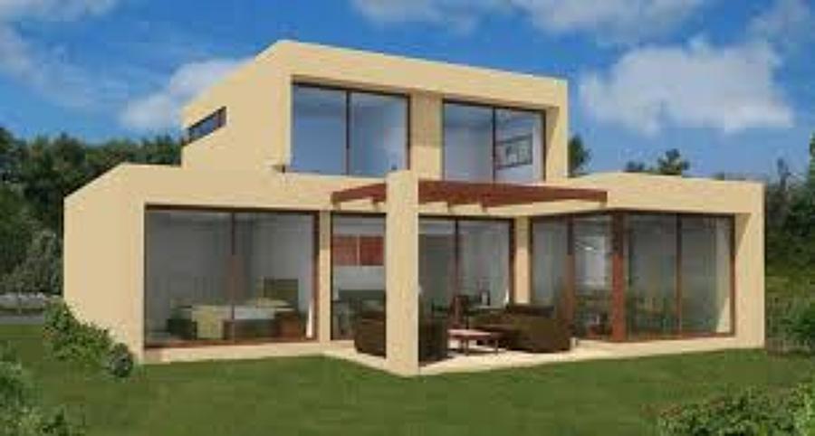 Foto casa ii estilo mediterraneo de constructora dexa for Casas prefabricadas mediterraneas