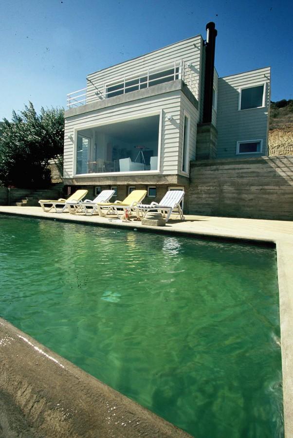 Foto casa mediterranea con piscina de jose ignacio molina for Piani di casa mediterranea con foto
