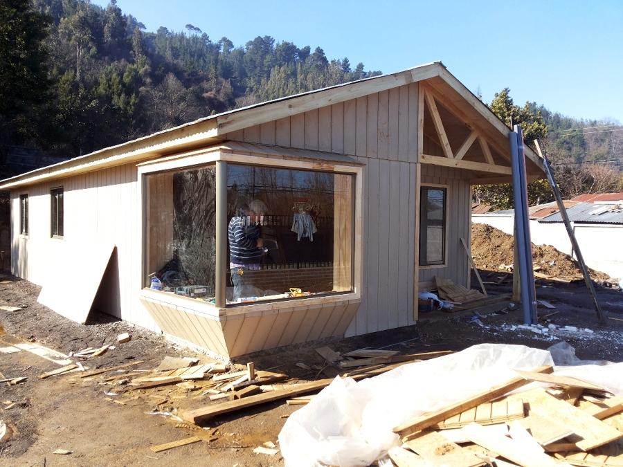 Foto casa modelo canelo de casas prefabricadas maiten 12383 habitissimo - Casas prefabricadas calidad ...