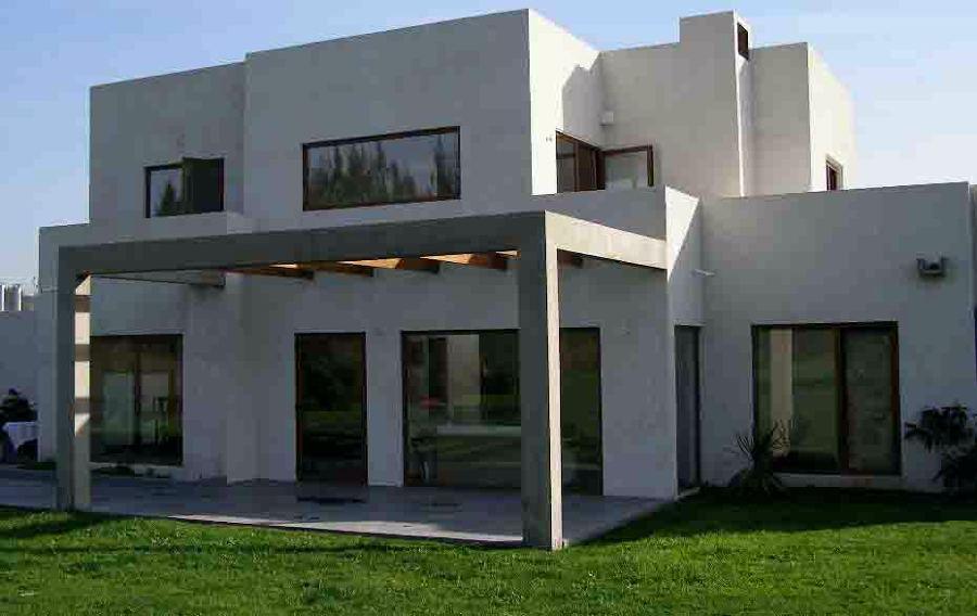 Foto casa moderna de arquitectonica visual 4402 for Fachadas de comedores