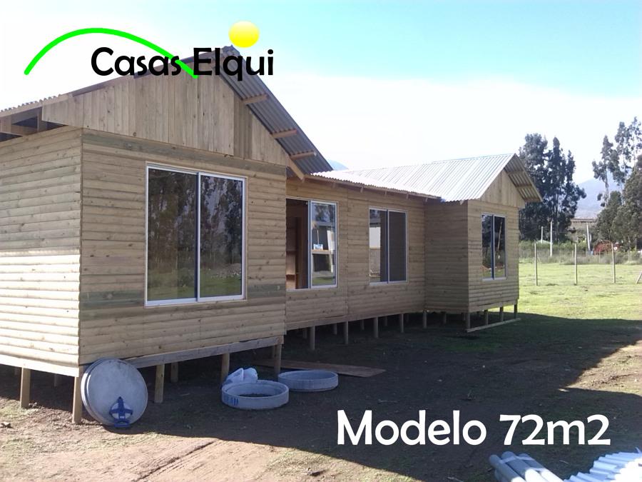 Foto casa prefabricada 72m2 de casas elqui 41915 - Precio de casa prefabricada ...