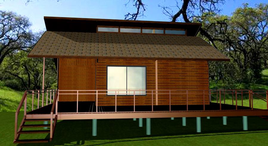Foto casa prefabricada de clinker construcciones 39583 - Presupuesto casa prefabricada ...