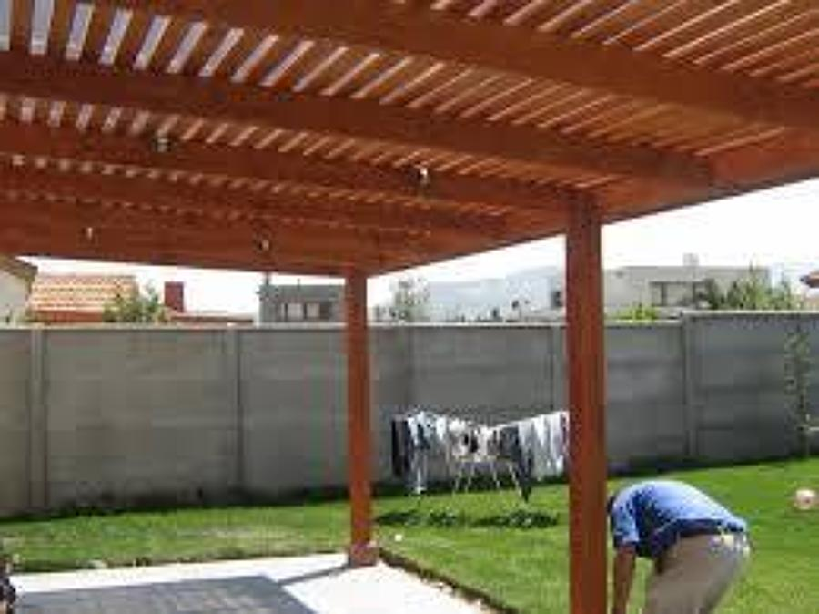 Foto cobertizo ampliaci n de constructora fgt spa 43087 - Cobertizo de jardin ...