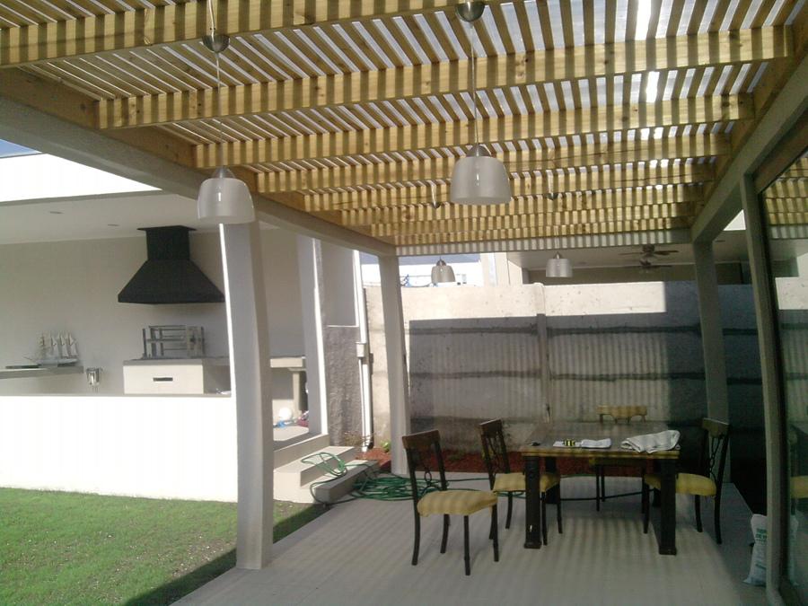 Foto cobertizo chicureo de construcciones m m 25414 for Cobertizos de casas