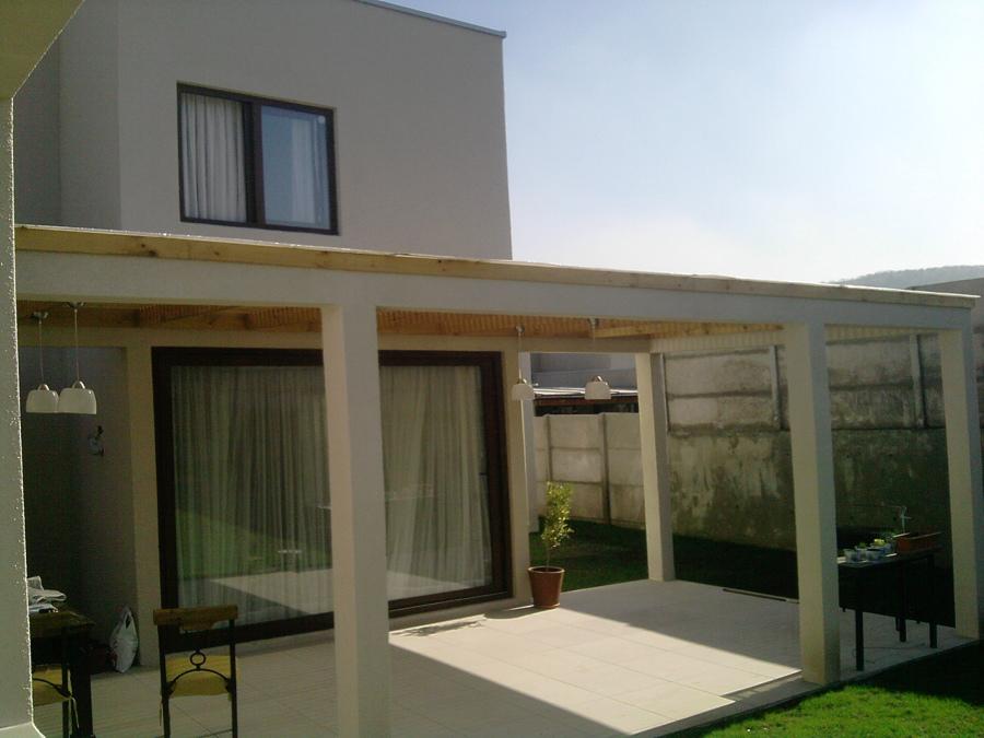 Foto cobertizo chicureo de construcciones m m 25416 for Cobertizos de casas