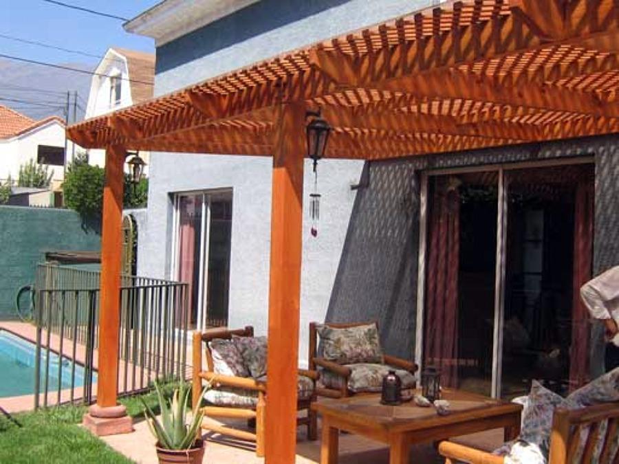 Foto cobertizo de sotto construcciones 20648 habitissimo for Casas de madera para terrazas