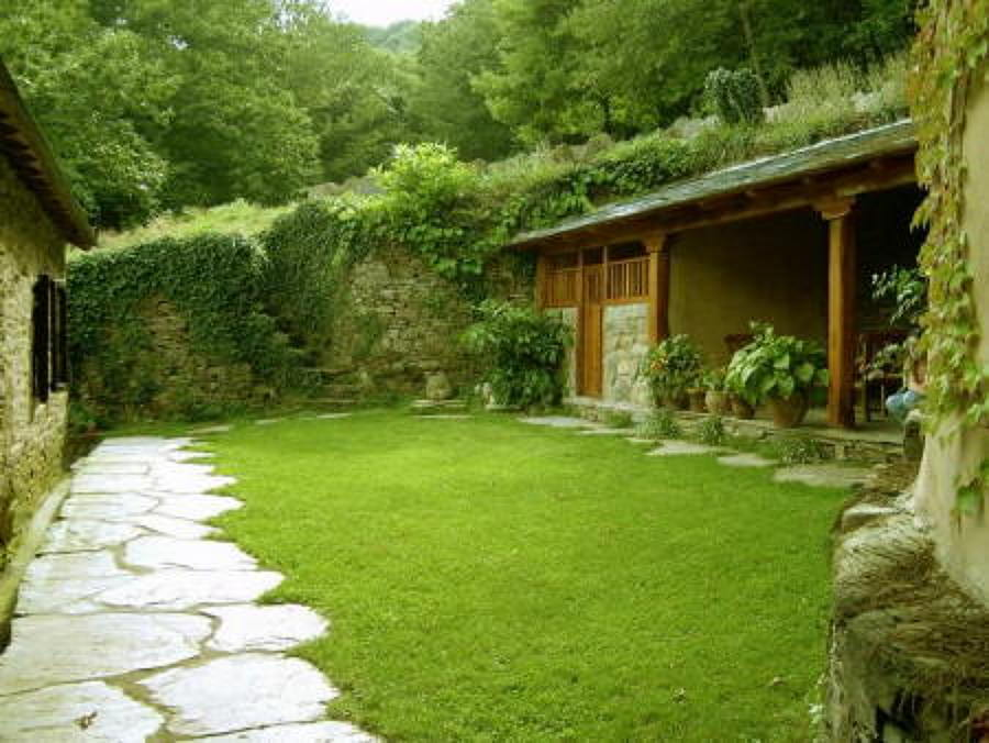 Confeccion jardin