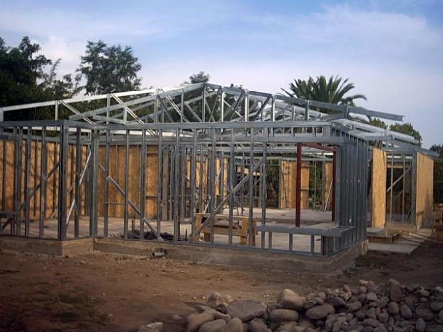 Foto construccion casa campo de constructora igesco ltda - Construccion de casa ...