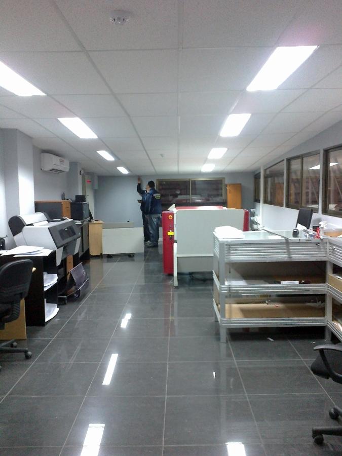 Foto Construcci N Oficinas En Parque Enea Pudahuel De