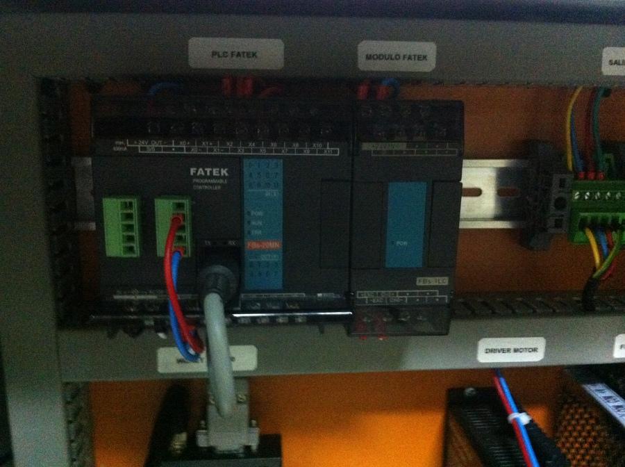 Control automatico con plc