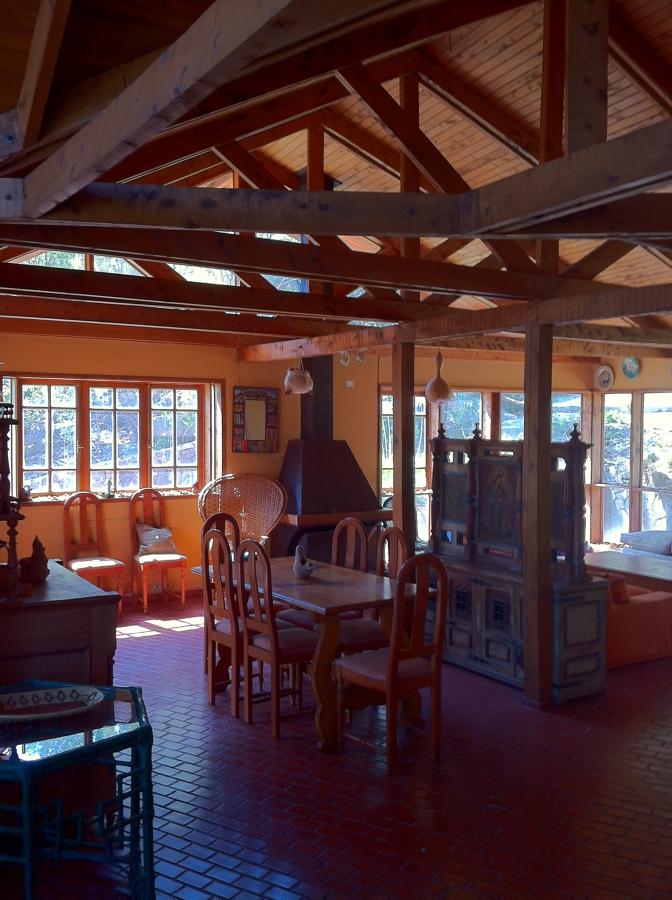 Detalle interior casa Juan Bustos