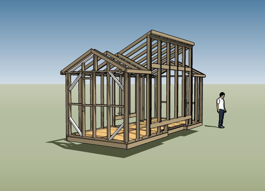 Foto dise o de casa en software 3d de proyectemos ltda - Diseno de casa en 3d ...