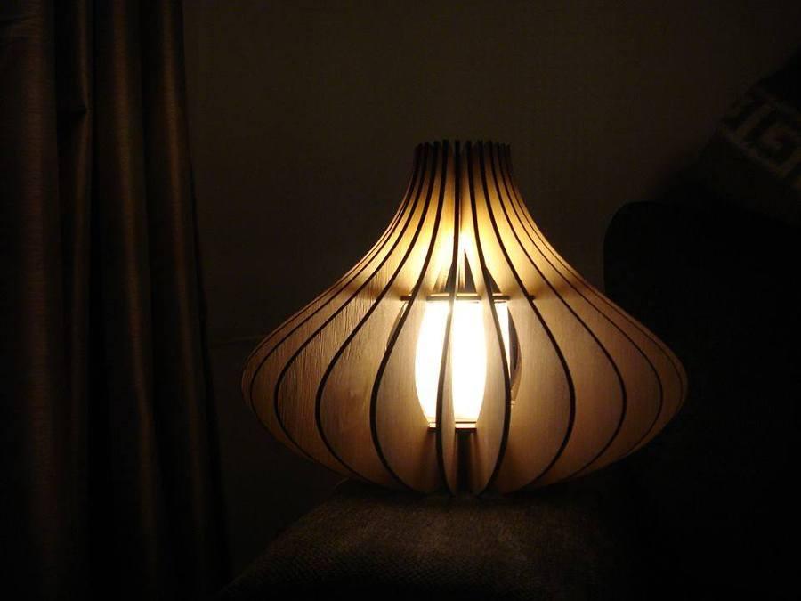 Foto: Diseño Luminarias. Fabricación de Arquitectura #41037 ...