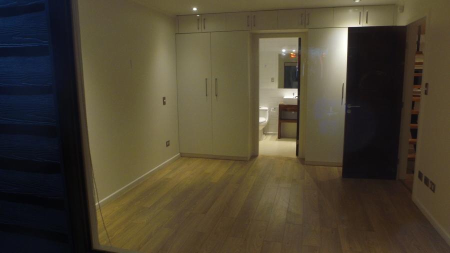 Vista de habitación principal