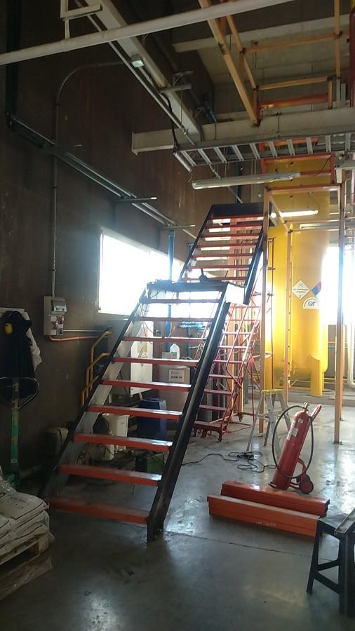 Escalera para altillo good djm escalera para altillo de - Como hacer una escalera plegable para altillo ...