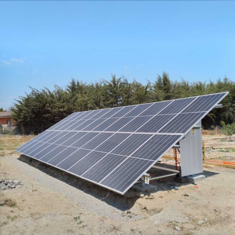 Instalación fotovoltaica OnGrid 10kW