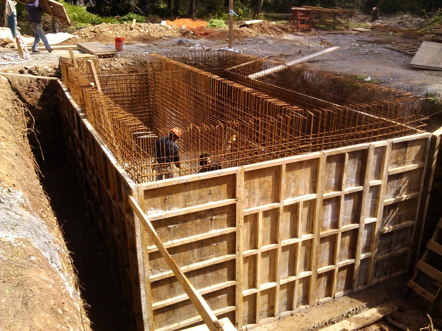 Foto estanque de agua de arqco 45635 habitissimo for Estanques para agua precios