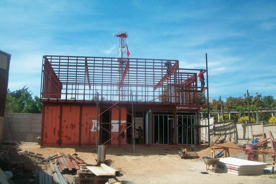 Foto estructuras metalicas de mc construcciones 40039 - Fotos de construcciones metalicas ...