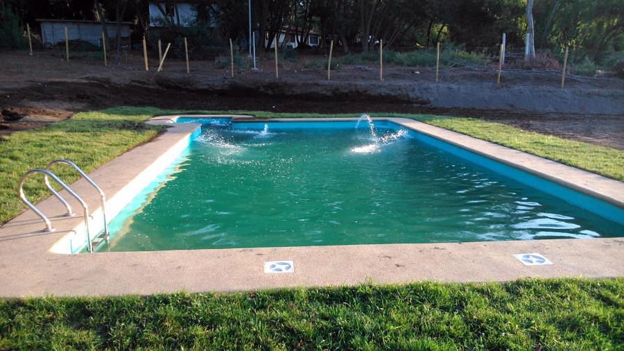 Foto fabricacion de piscina de g l strom 23307 habitissimo - Fabricacion de piscinas ...
