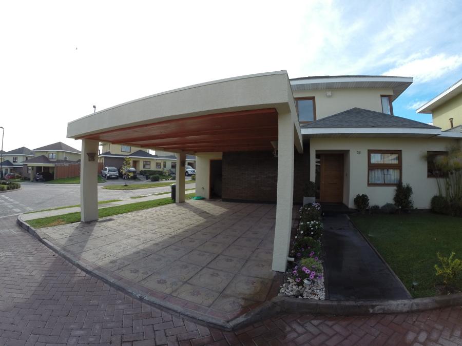 Foto construcci n de cobertizo para autos julio 2015 de for Cobertizos de casas