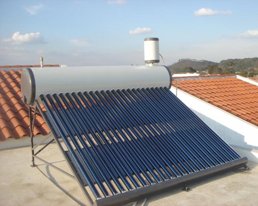 Foto termo solar atm 300 litros de paneles solares for Termo solar precio