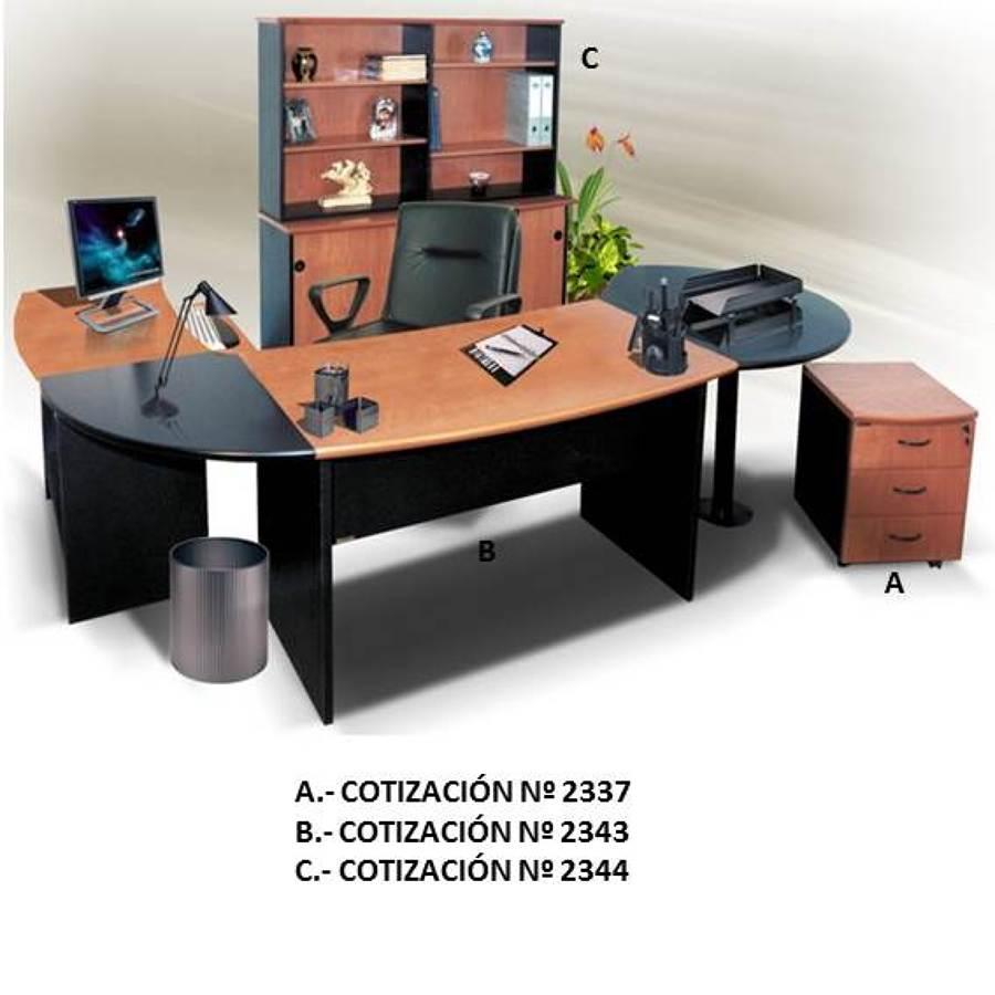 foto escritorio oficina de muebles jc 100689 habitissimo