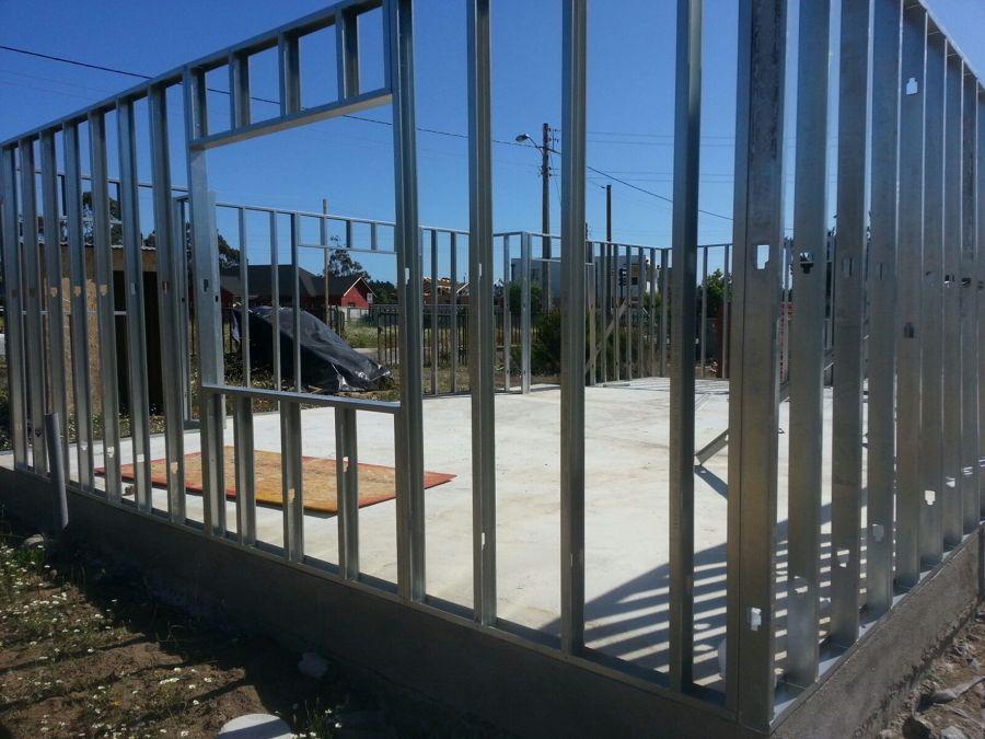 Foto Estructura Metalcom De Construcciones Trexton
