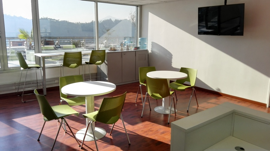Lounge oficinas