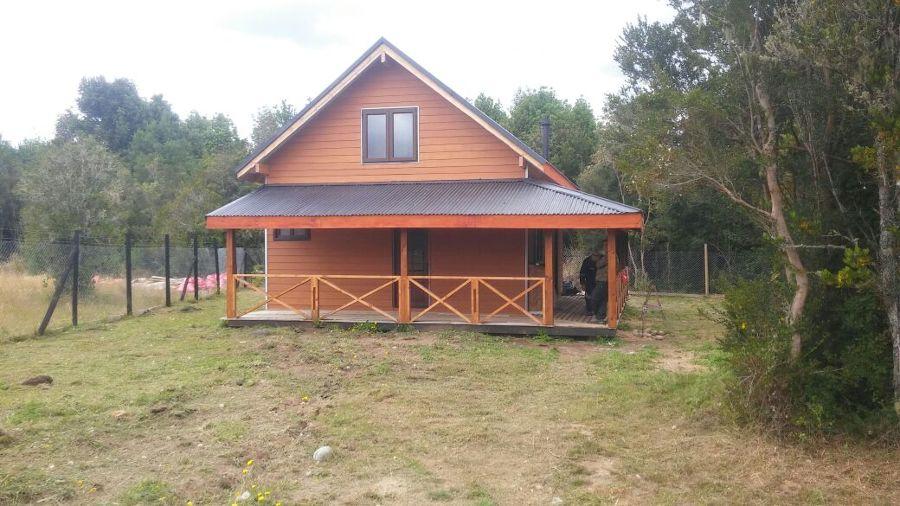 Cabaña 68 mt2