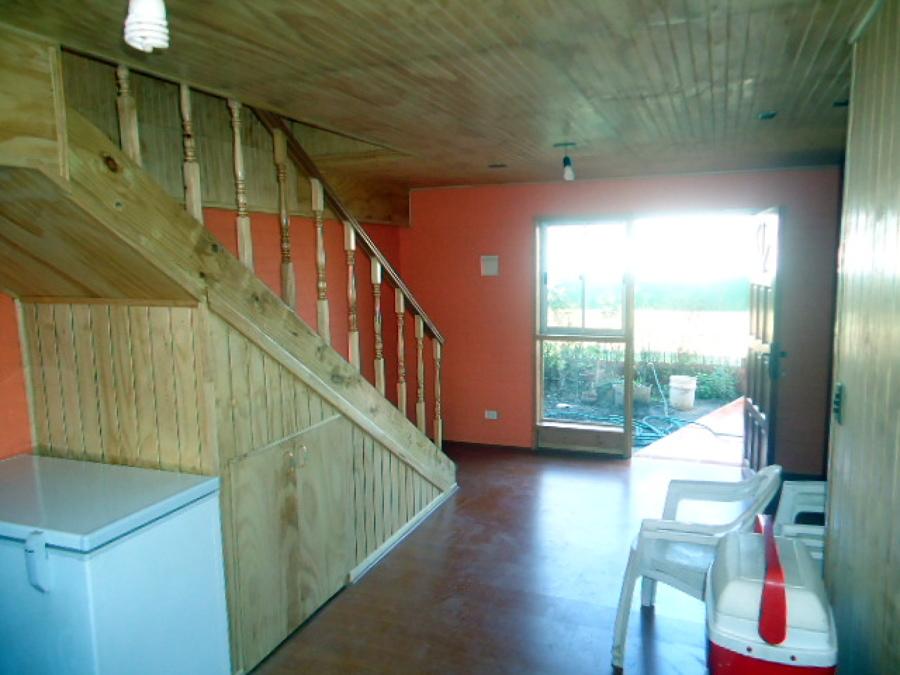 interior casa peñalolen