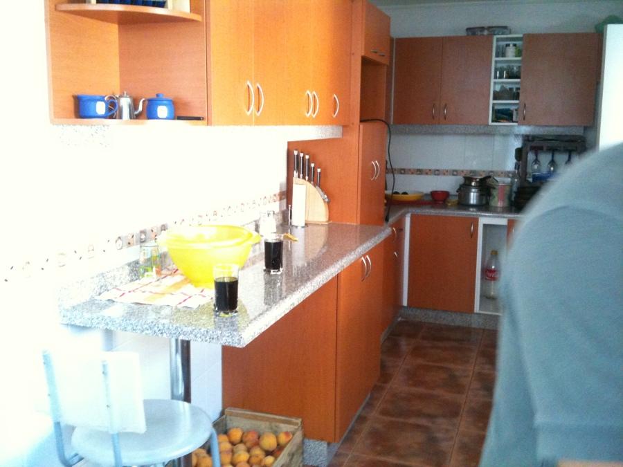 Foto mobiliario de cocina puente alto de constructora cim for Mobiliario de cocina