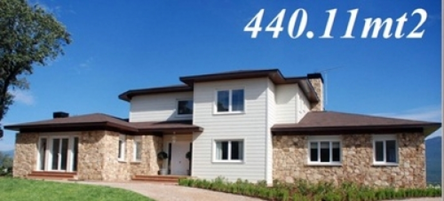 Foto modelo casa piedra de casas frau 16676 habitissimo - Modelos de casas de piedra ...