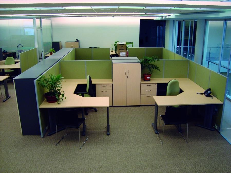 Foto modulo de trabajo de dofs 12017 habitissimo for Modulos de trabajo para oficina