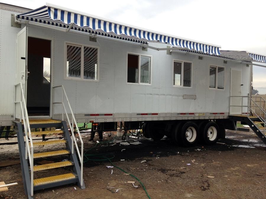 Foto modulos proyecto comedores moviles para mineria de for Proyecto comedor infantil