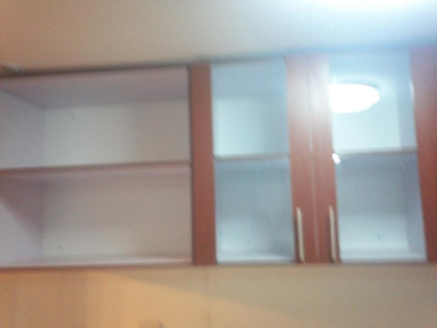 Foto mueble cocina puertas vidriadas de muebles v y v - Puertas mueble cocina ...