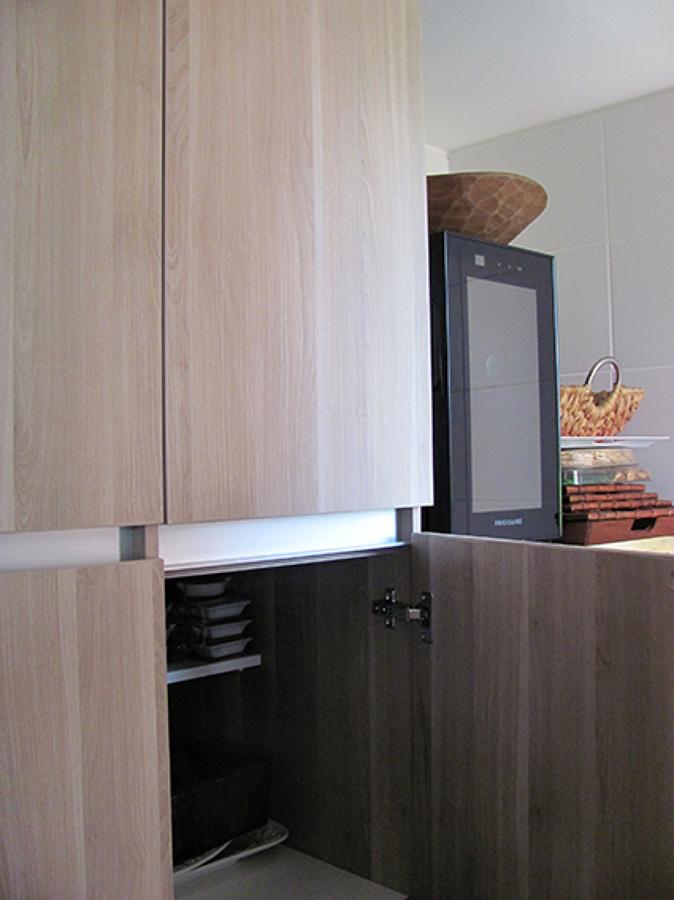 Foto mueble cocina de fd dise adores y asociados 20100 - Disenadores de cocinas ...
