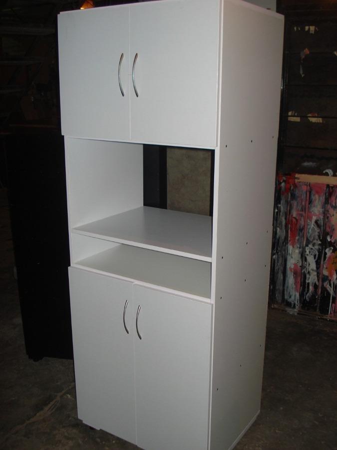 foto mueble para microondas de muebles de cocina las