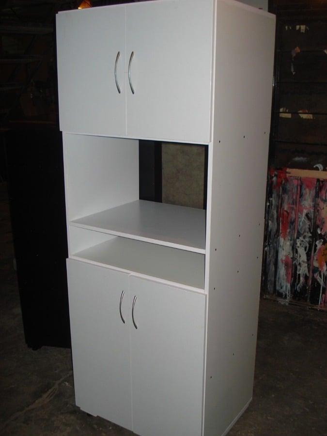 foto mueble para microondas de muebles de cocina las ForMueble Cocina Microondas