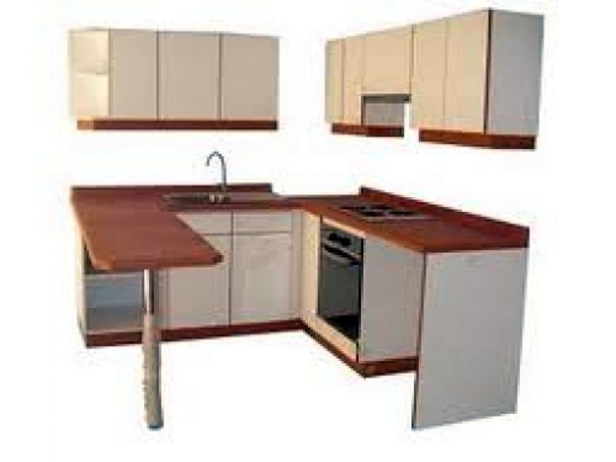 Foto muebles de cocina a medida de inproneg e i r l for Muebles para cocina en l