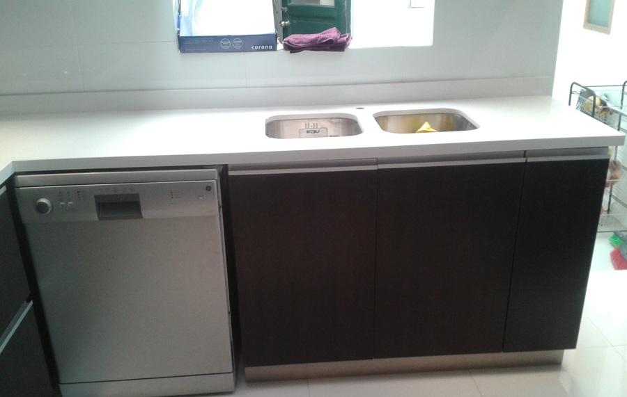 Foto Muebles de Cocina de Sos Construcciones #31655  Habitissimo