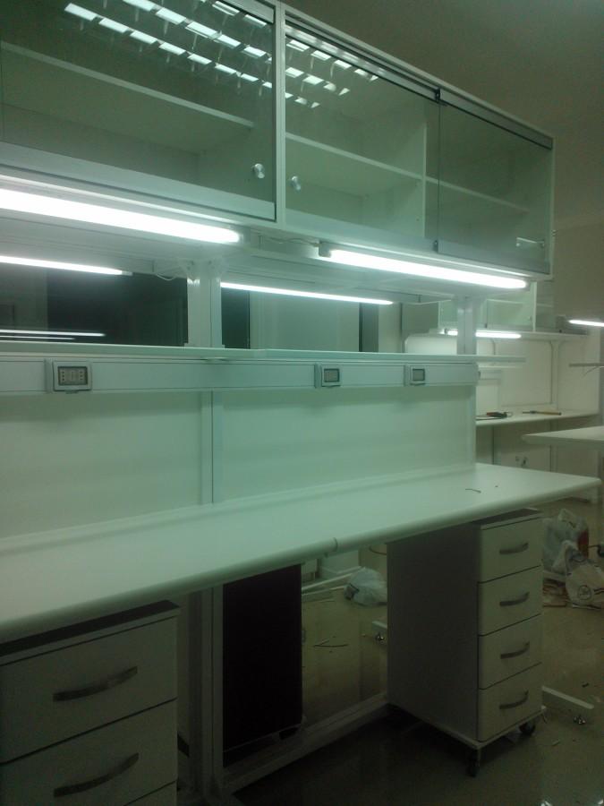 Muebles de Laboratorio, San Miguel
