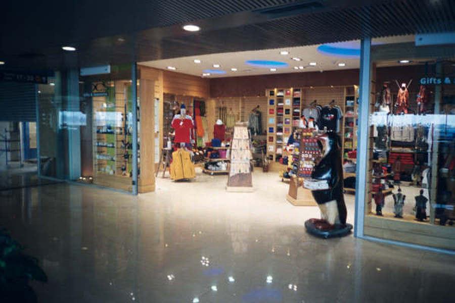 Foto Muebles Para Locales Toc 39 S Aeropuerto Pudahuel