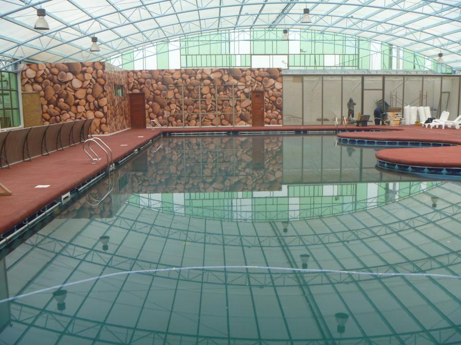Foto remodelacion y reparacion piscina de adolfo torres for Construccion piscina temperada