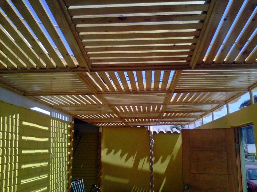 pergolas de madera - Pergolas De Madera