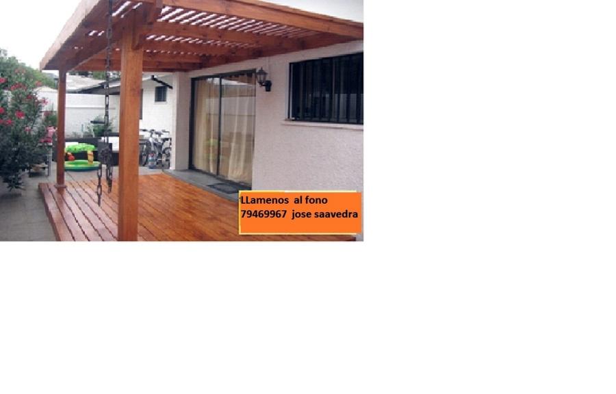 Foto pergolas a medida 79469967 de hojalateria y trabajos - Pergolas a medida ...