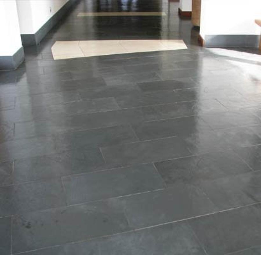Foto piedra pizarra de limpieza integral gesclean 34517 - Piso de pizarra ...