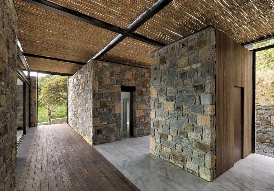 Foto: Piedras en Muros de Byb Corp #54279 - Habitissimo