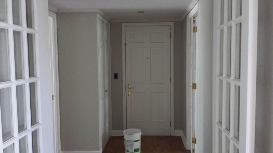 Foto pintura de muros y puertas de pinta casa 60106 - Pintura para puertas ...