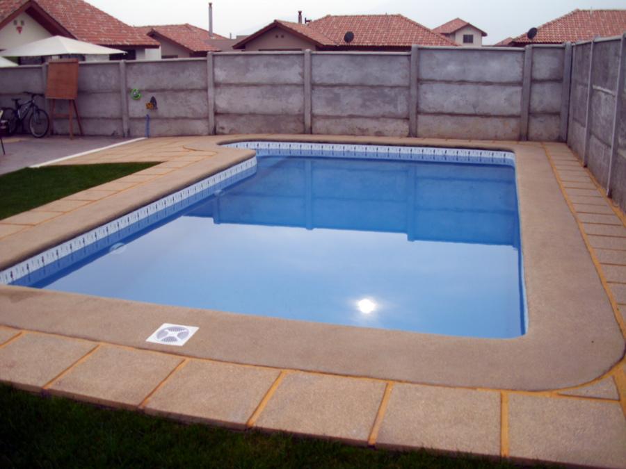 Foto piscina 4x8 de tbm 22298 habitissimo for Alberca 8 de julio